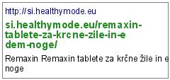 http://si.healthymode.eu/remaxin-tablete-za-krcne-zile-in-edem-noge/